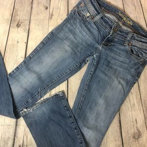 American Eagle Artist Jeans Size 4